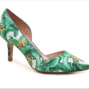 Kelly & Katie Thilima d'orsay heel size 9
